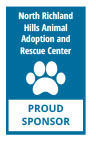 We support North Richland Hills Animal Adoption